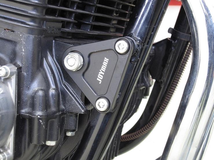 アルミエンジンマウントプレート、Z-1、Z1-Rなど