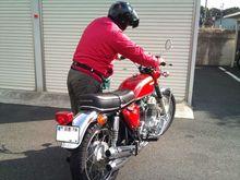 鈴鹿市 H様 HONDA CBX1000
