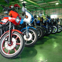 中古バイクの購入は旧車・絶版バイクのプロショップの専門店 moto-JOY にお任せ下さい