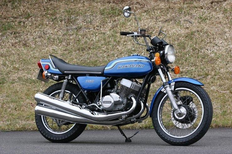 KAWASAKI 750SS MACH IV