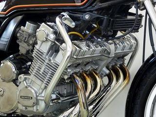 CBX1000 エンジンガード
